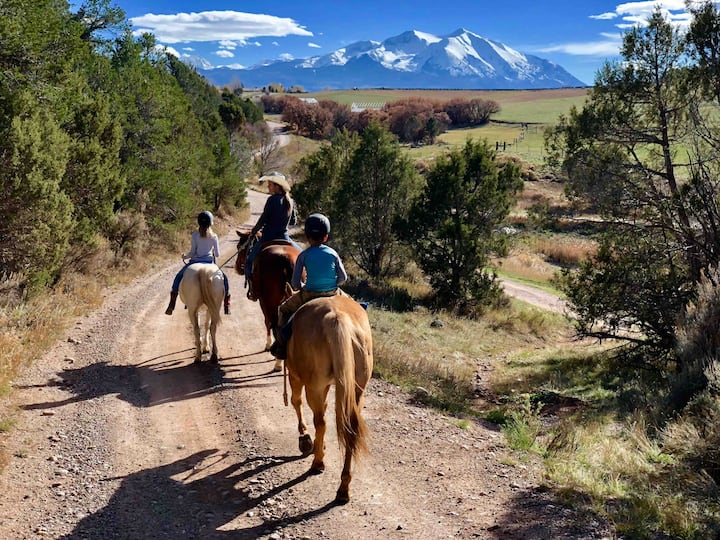 Rent our  67 acre ranch ajoining 50 acres of BLM