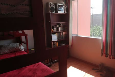Nice room in Barranco with private bathroom - Barranco District - 公寓