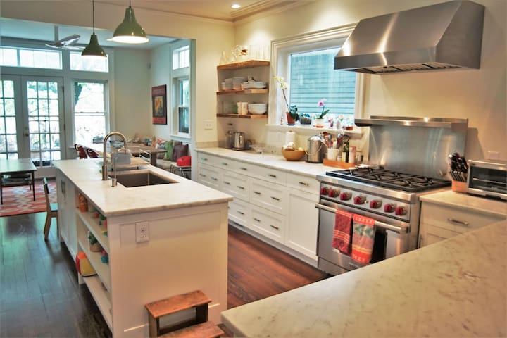 Harvard/Porter Sq Home, Perfect for Graduation