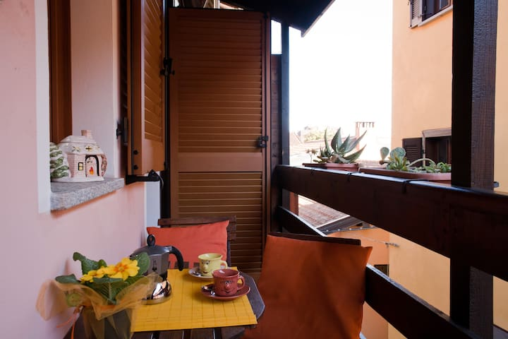 Romantic nest - Verbania - Apartment