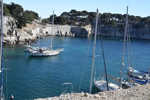 Cassis Lodges «Port Miou»
