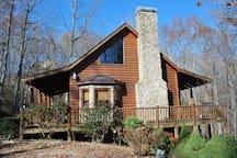 Mountain Cabin near Blue Ridge and Ocoee River