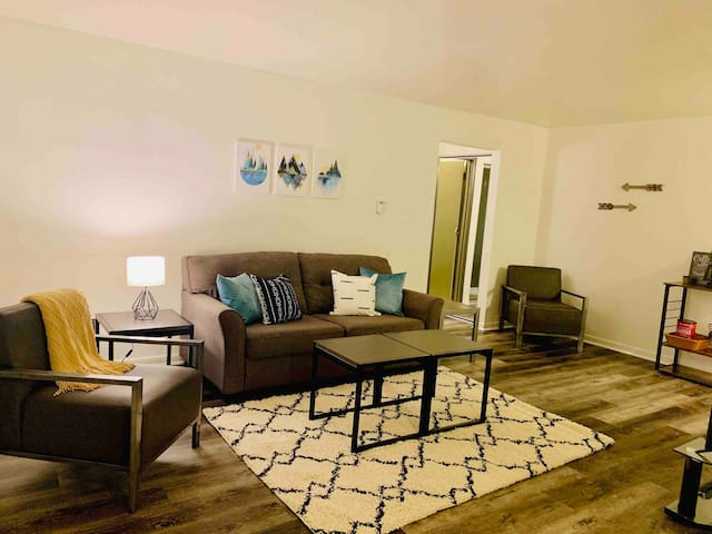 1 BR East Ann Arbor Apartment by Mitten