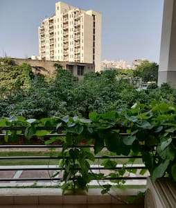 Gurugram Home with a View
