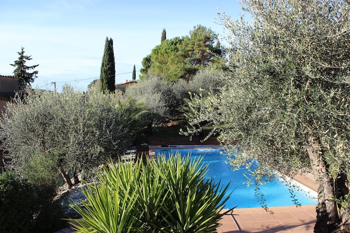 Beautifully modern villa - large swimming pool - Peymeinade - Ev