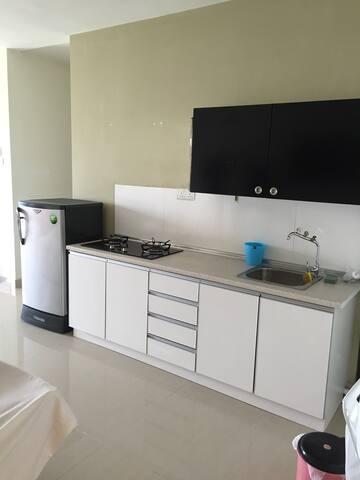 Saville Residence STUDIO near Midvalley City - Kuala Lumpur - Byt se službami (podobně jako v hotelu)