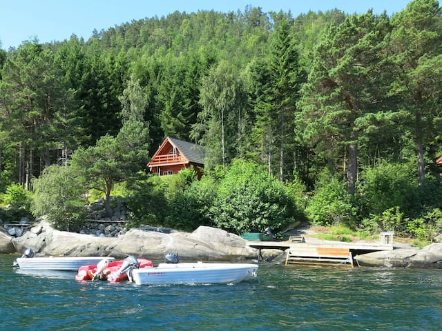 Cozy holiday house in Balestrand