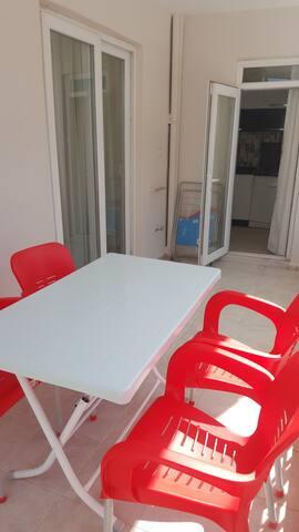 Apartments 2+1 for holidays in Elit Park Residence - Konyaaltı - Service appartement