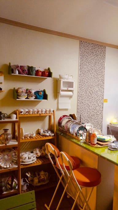 부엌/kitchen