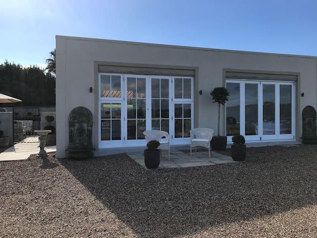 Stunning European summer house