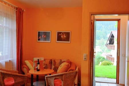 Apartment in Warmensteinach with Private Terrace and Garden