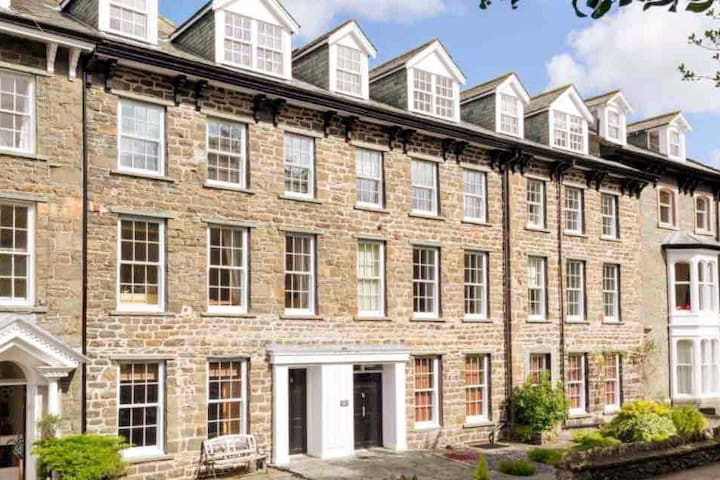 Chaucer Retreat apartment, Keswick