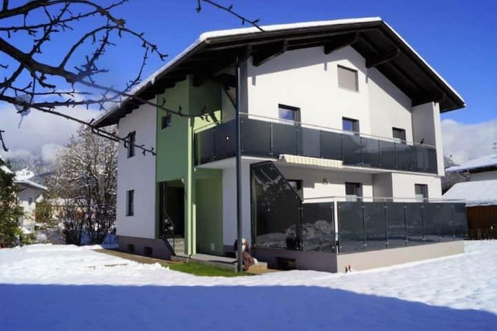 Modern Mansion in Kötschach-Mauthen with Garden