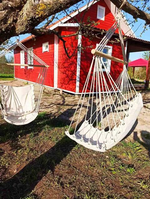 Уютный гостевой дом в стиле Бохо (bohemian style)