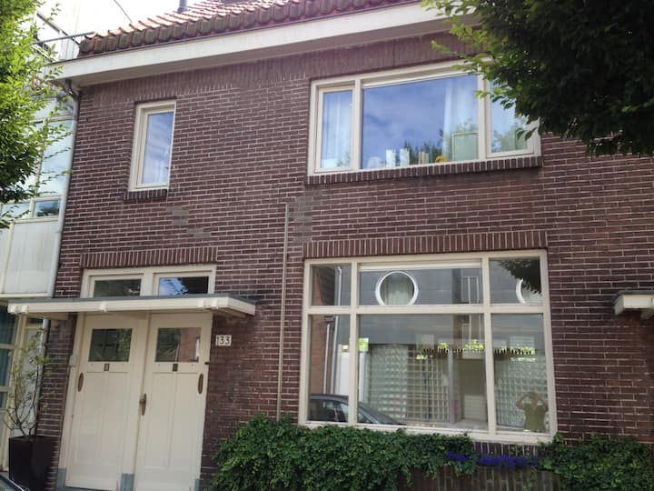 Lovely Familyhouse near Amsterdam