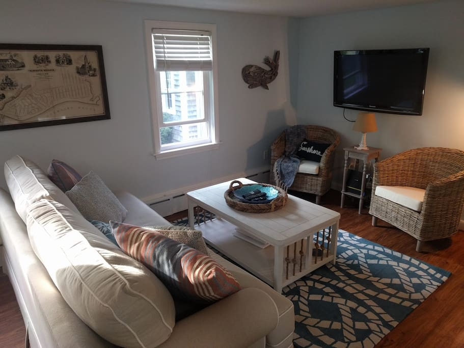 Living Room - May 2018