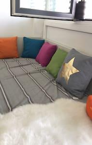 学生公寓中的单人床 - 皮尔马森斯 - Huoneisto