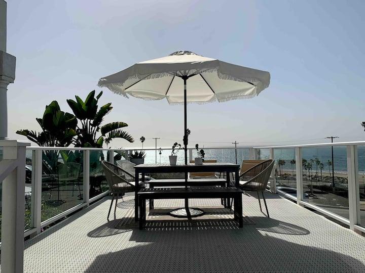 Ocean View Boho/ Coastal Silicon Beach Getaway