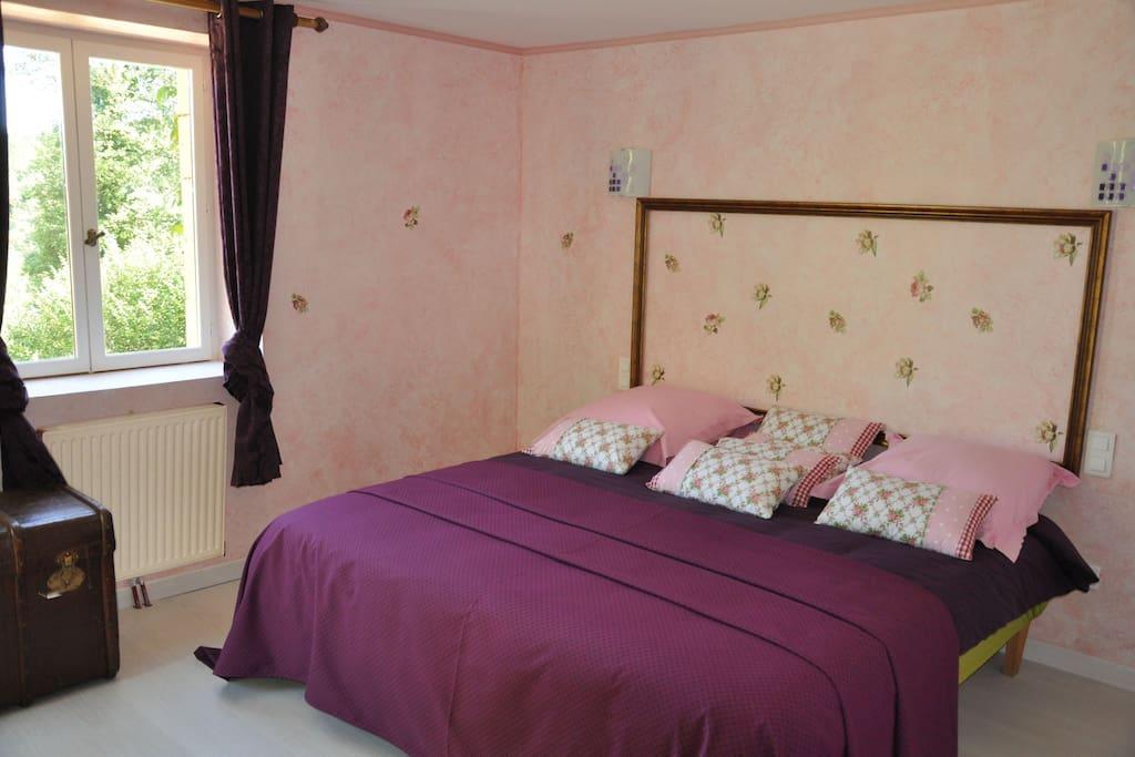 Proche de sarlat chambre rosabella chambres d 39 h tes for Chambre hote sarlat