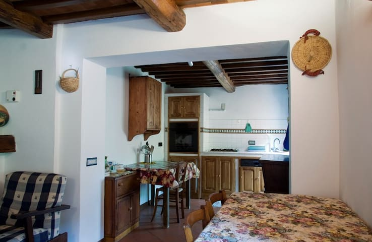 La Menta Mointain House piano terra - Orsigna - House