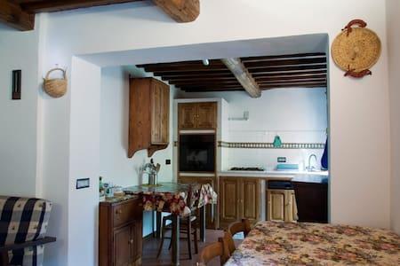 La Menta Mointain House piano terra - Orsigna - Hus