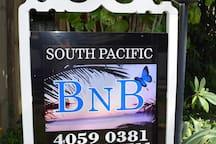 South Pacific BnB Clifton Beach!