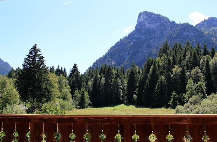 Great vacation Apartm. Oberammergau - Oberammergau - Byt