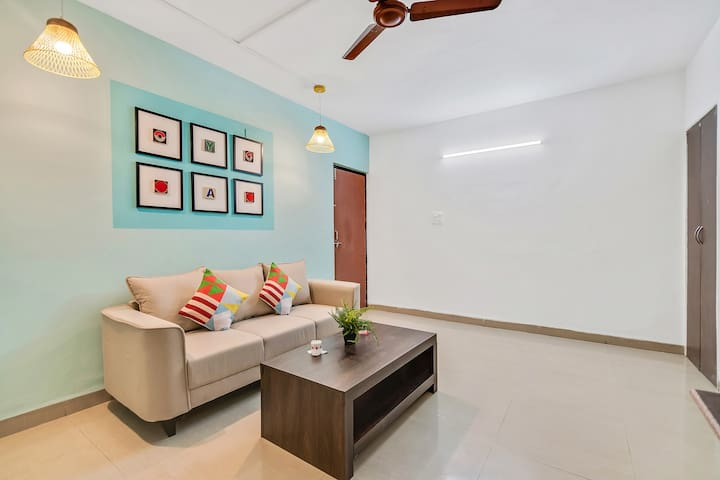 OYO Marked Down! Conventional 1BR Home in Pune