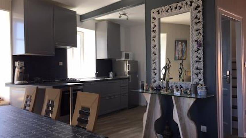 Appartement vue sur l Enclos
