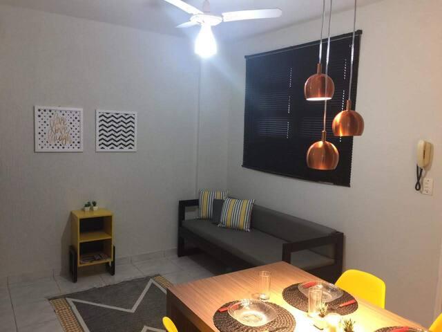Apartamento em Santos - Ótima localização