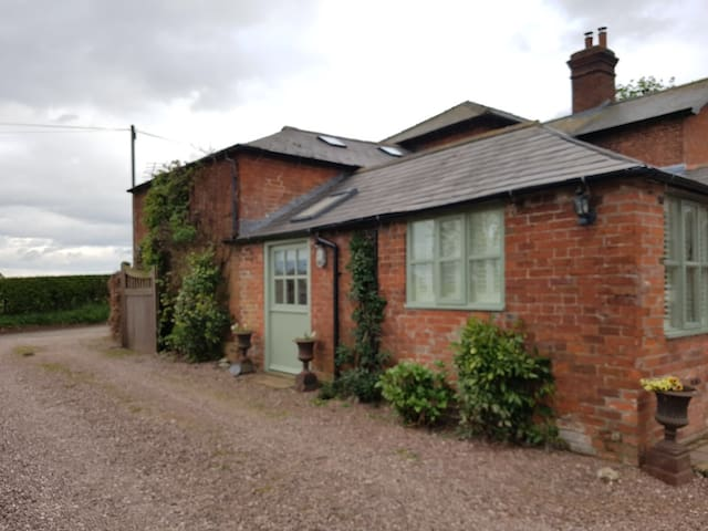 Annexe in a beautiful rural location