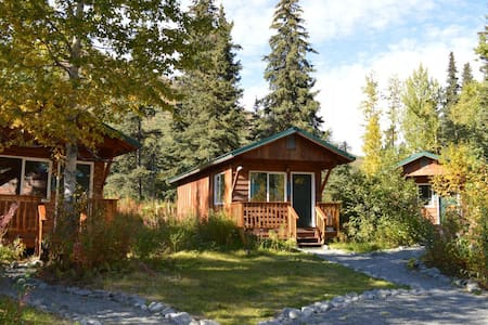 King Mountain Cabins- Summit Lake Lodge