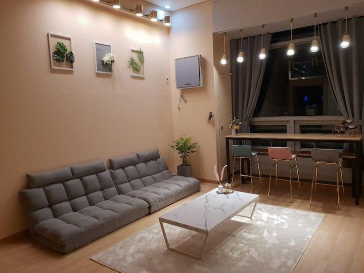 no.5(🚇MRT30초!매일방역실시🔁/⛑safety zone)yuwon house