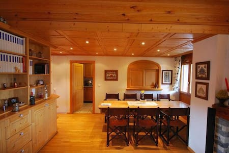Luxury 4 bed-room Flat in Crans - Montana