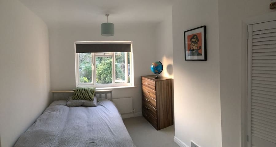 Bright and comfortable room