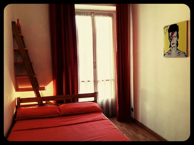 Central room close to the train station - Turin - Wohnung