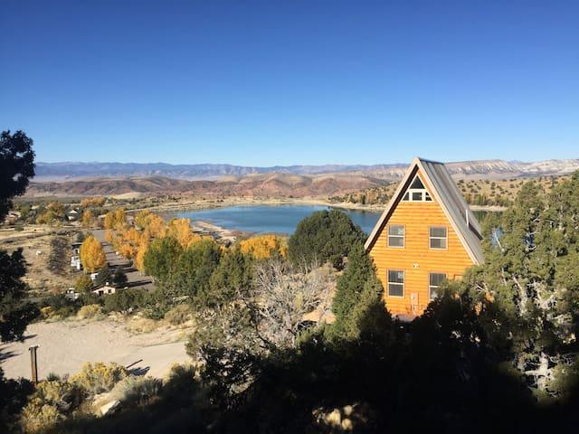 PalPad at Palisades State Park in Sterling, Utah