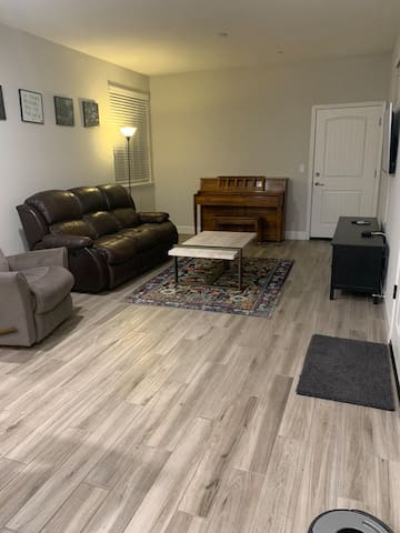 Private guest suite for long- term stay only