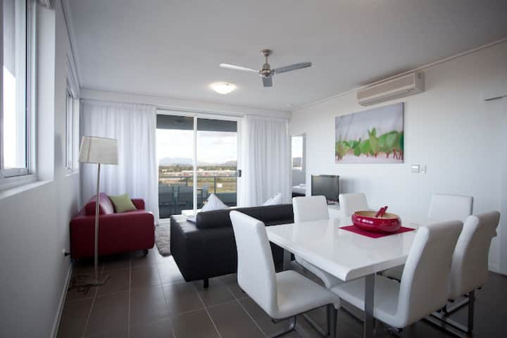 3 Bed Self-contained Apartment in Central Precinct