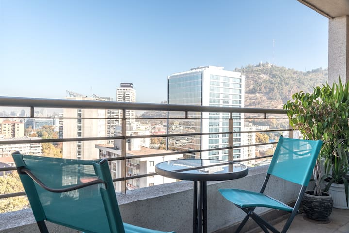 Manuel Montt Apartment