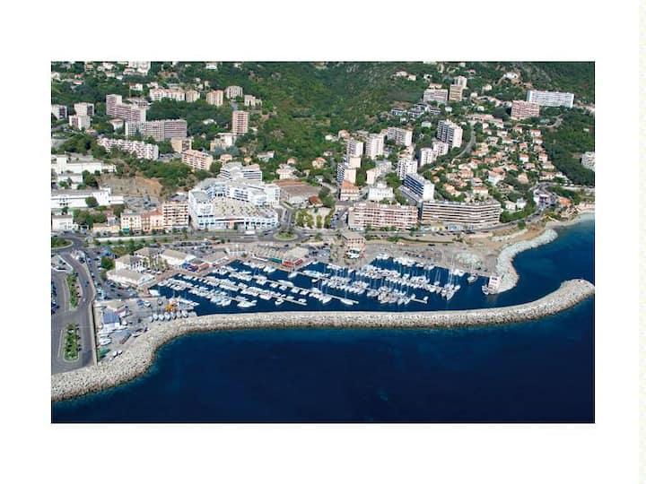 Studio Moderne,Bastia à deux pas de la mer,28m2