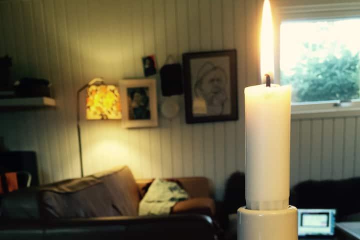 Hyggeligt sommerhus i Blokhus