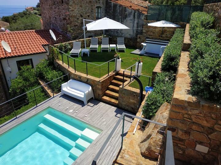 La Villa Del Borgo Cefalù