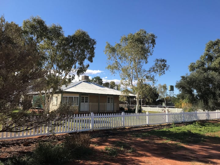 The Cottage at Nallan Station