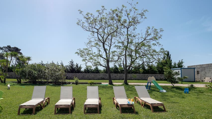 Bright holiday apartment near the beach - Casa Vacanze Cerra - Trilocale A1