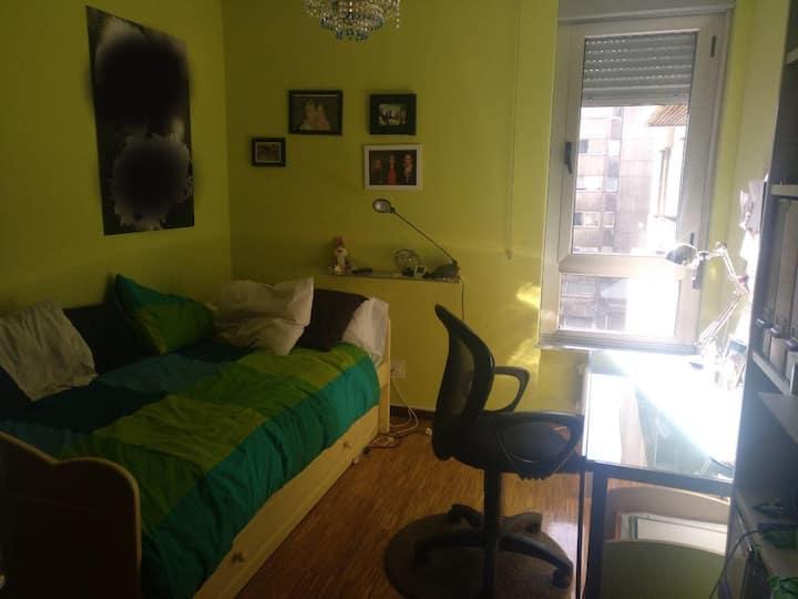 Habitación en piso compartido en el centro de León