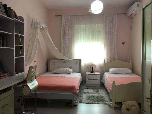 Ema's double room- with breakfast included