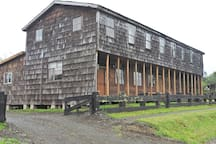 La casona Puelo Lodge