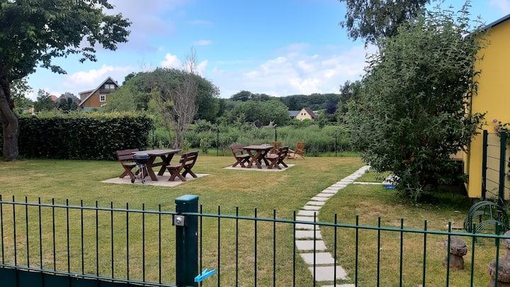 FeWo Smillenzweg mit eingezäunten Garten (Whg. 3)