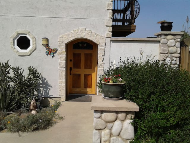 Home in the Hills of the Sangre de Cristo's